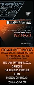 French Masterworks on DVD