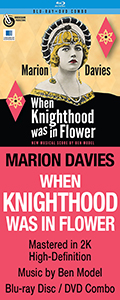 When Knighthood Was in Flower BD/DVD