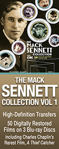 Mack Sennett Collection Vol 1