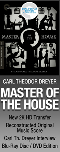 Master of the House on Blu-ray
