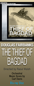 Thief of Bagdad on Blu-ray Disc