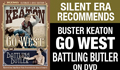 Go West on DVD