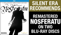 Nosferatu on Blu-ray