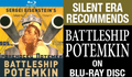 Battleship Potemkin on Blu-ray Disc