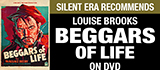 Beggars of Life DVD