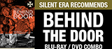 Behind the Door BD/DVD Combo