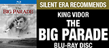 Big Parade on Blu-ray