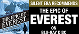 The Epic of Everest on Blu-ray