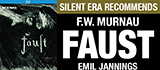 Faust on Blu-ray