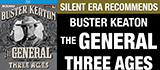 General/Three Ages on Blu-ray