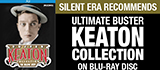 Ultimate Keaton Boxset on Blu-ray
