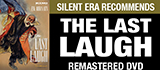 The Last Laugh DVD Restored
