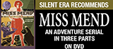 Miss Mend on DVD