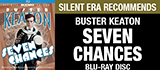 Seven Chances on Blu-ray