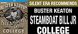 Steamboat Bill Jr/College on Blu-ray
