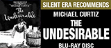 The Undesirable on Blu-ray Disc