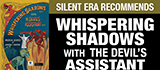 Whispering Shadows DVD