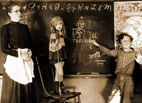 Virginia Davis in Disney's Alice comedies